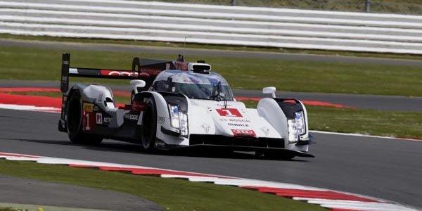 WEC/Silverstone : Audi répond à Porsche