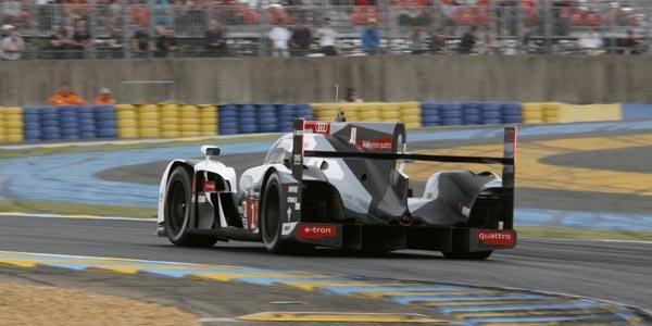 Le Mans : Audi confiant après la Journée Test