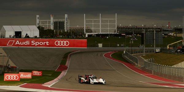 WEC : Audi signe le doublé à Austin