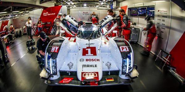 WEC : Audi prend les devants à Fuji
