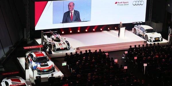 WEC : Audi présente ses équipages 2015