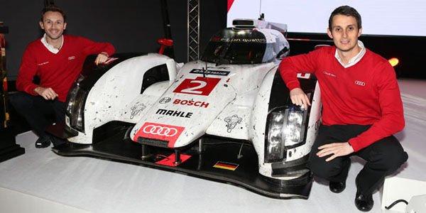 Le Mans : René Rast sur son simulateur personnel