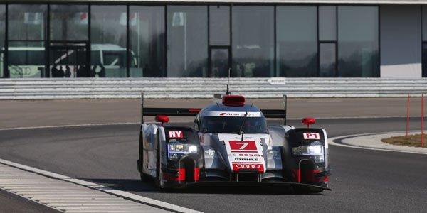 WEC : Audi dévoile la livrée de sa R18 e-tron quattro 2015