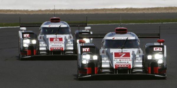WEC : Audi s'impose à Silverstone