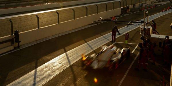 WEC : Audi en essais au Castellet