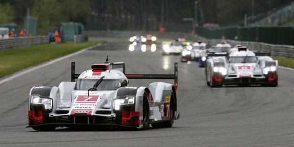 WEC : nouveau succès d'Audi à Spa
