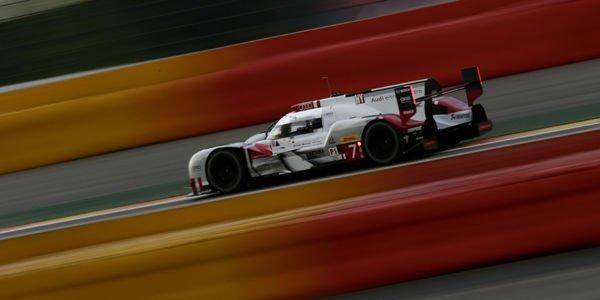 WEC : Audi fin prêt pour Le Mans