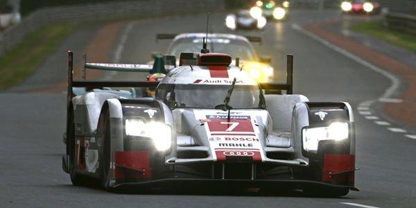 Le Mans : essais studieux chez Audi