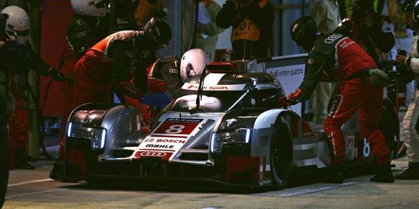 Le Mans : Audi a travaillé pour la course