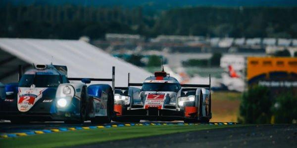 Les 24 Heures du Mans 2015 en stop motion