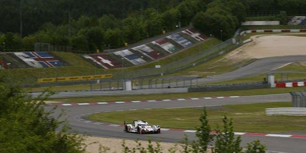 WEC : Audi meilleur temps sur le Nürburgring