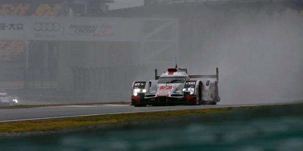 WEC : Audi reste dans le coup pour le titre pilotes