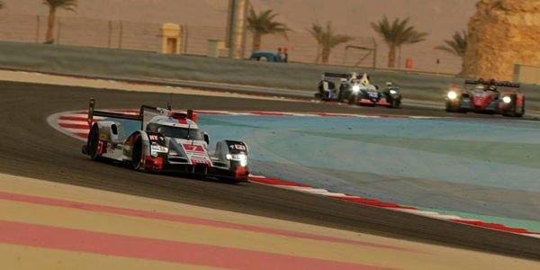 WEC : Audi se rebiffe Bahreïn