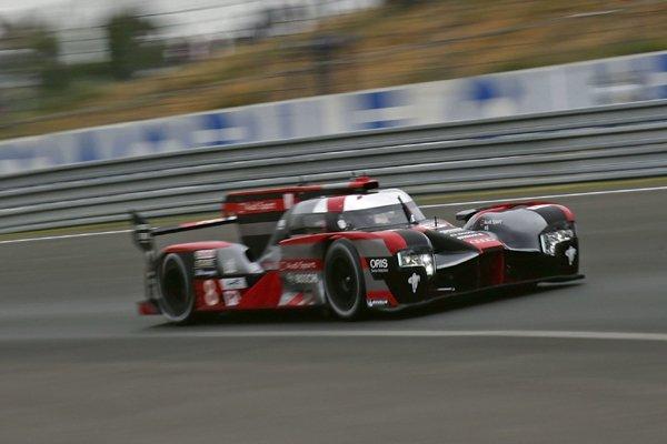 Le Mans : Audi meilleur temps de la Journée Test