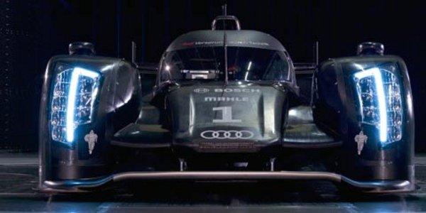 Changement de recette pour l'Audi R18