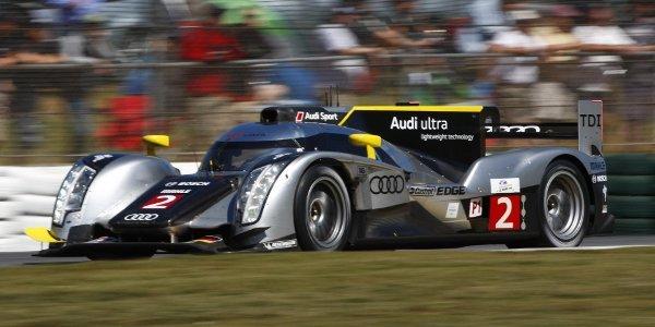 Petit Le Mans: Audi se dit déçu