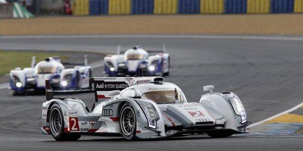 Silverstone : duel Audi/Toyota en LMP1