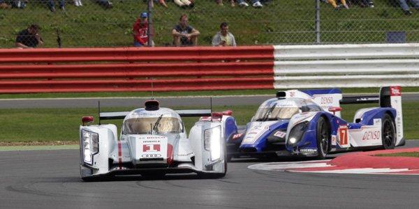 WEC/Silverstone : la R18 e-tron s'impose!
