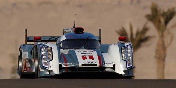 WEC: Audi en pointe à Barheïn
