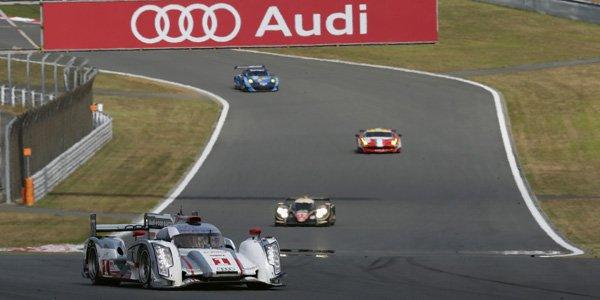 WEC/Fuji : les réactions du Team Audi