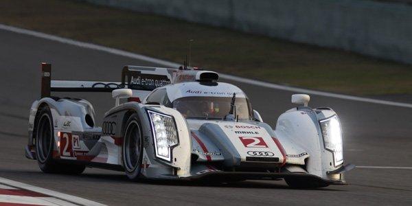 WEC/Shanghai : Audi reste confiant