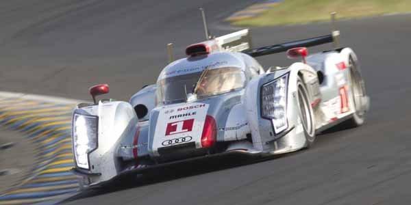 WEC Le Mans Audi confirme ses équipages