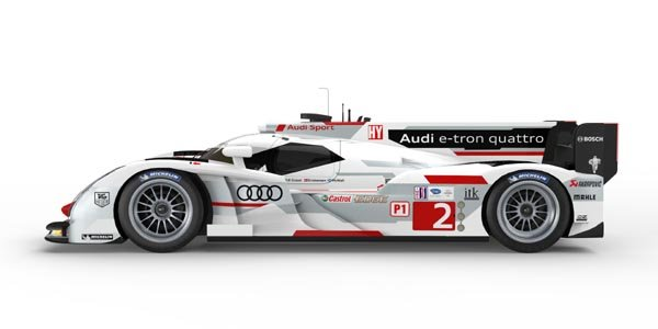 Week-end émotionnel pour Audi à Sebring