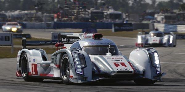 WEC : Audi prêt à défendre ses titres