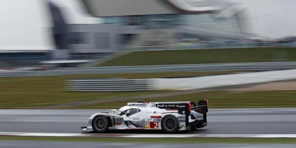 WEC/Silverstone : Audi donne le ton