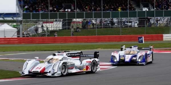 WEC/Silverstone : Audi signe le doublé !
