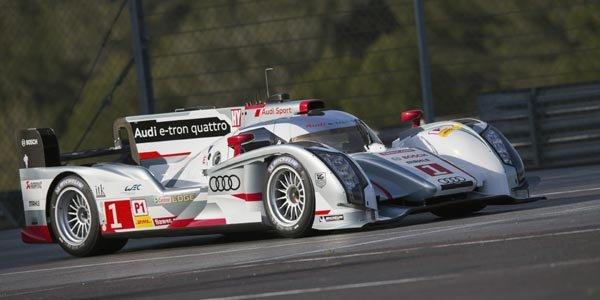 WEC: une Audi R18 longue queue à Spa