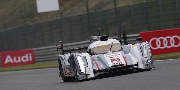 WEC/Spa : Audi domine les essais libres