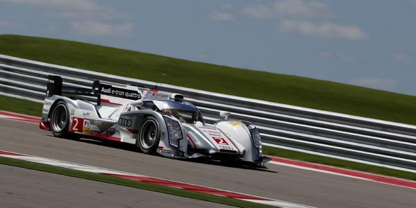 WEC/Austin : deux Audi en première ligne