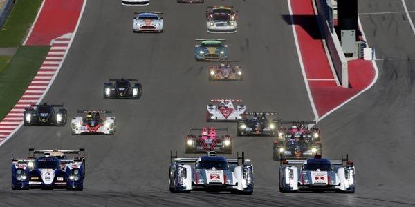 WEC/Austin : Audi signe la passe de cinq