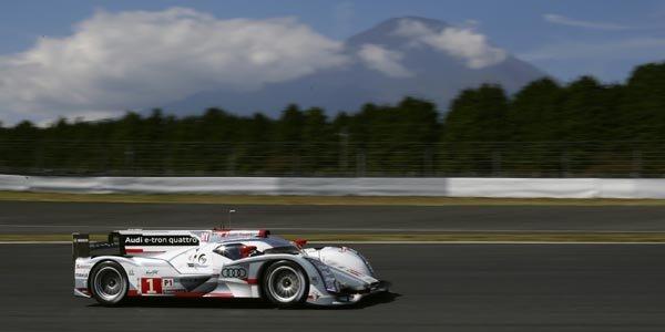 WEC: le titre pour Audi dès Fuji ?