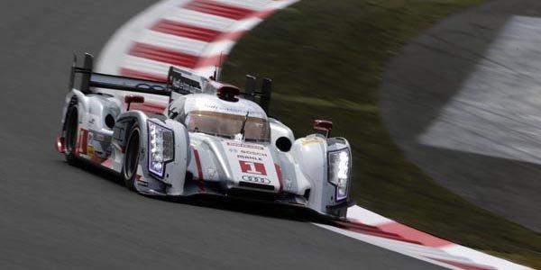 WEC/Fuji : Duval (Audi) casse et passe