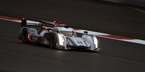 WEC/Fuji : Audi s'offre une 5ème pole