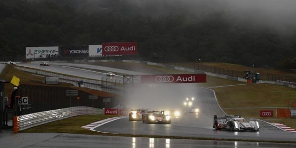 WEC: Audi entre satisfaction et regret