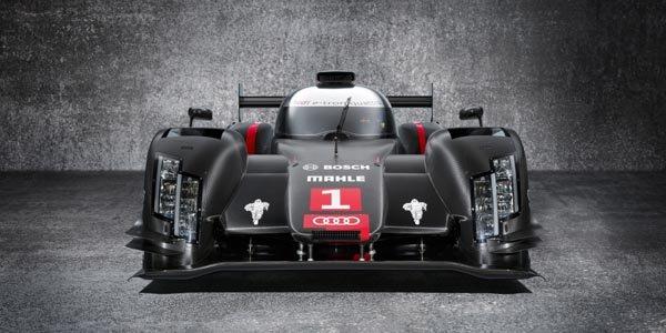 Le nouveau proto Audi R18 e-tron quattro
