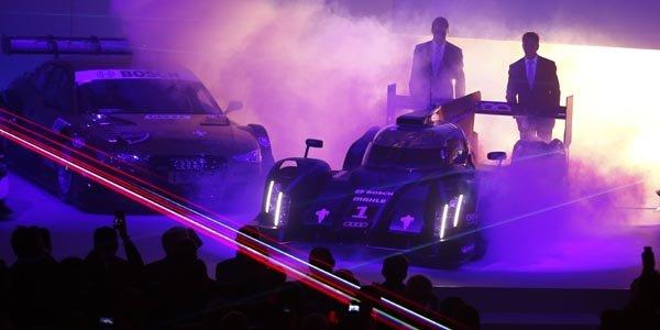 Des phares lasers pour l'Audi R18 e-tron