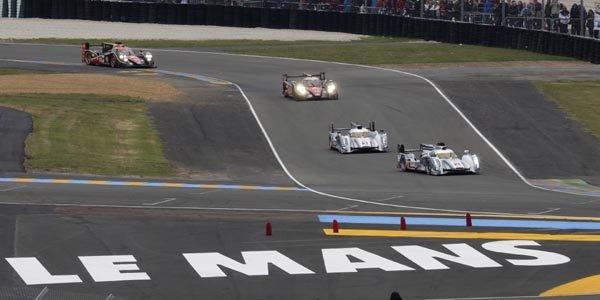 WEC/Le Mans : l'efficience vue par Audi