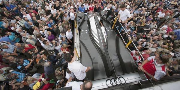 L'Audi R18 présentée en direct mardi