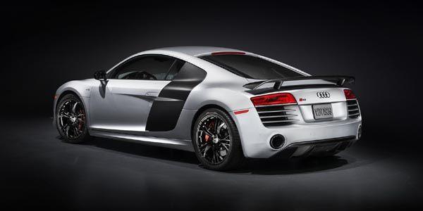 Une Audi R8 Competition seulement pour les US