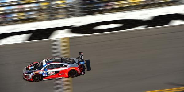 Audi Sport lance sa saison à Daytona