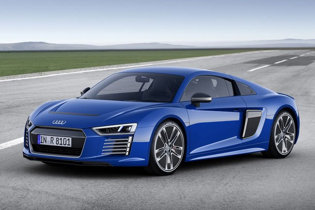 Fin de production pour l'Audi R8 e-tron