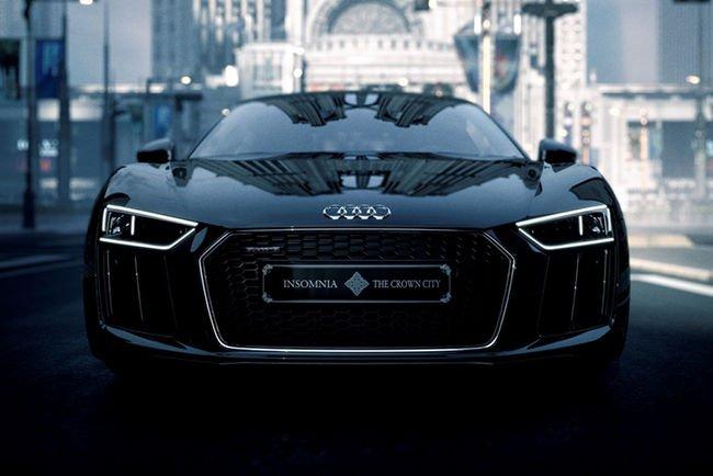 L'Audi R8 V10 plus Final Fantasy XV est à vendre