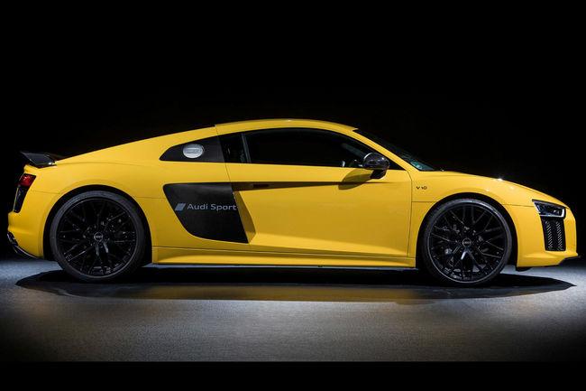 Nouveau marquage personnalisable pour l'Audi R8