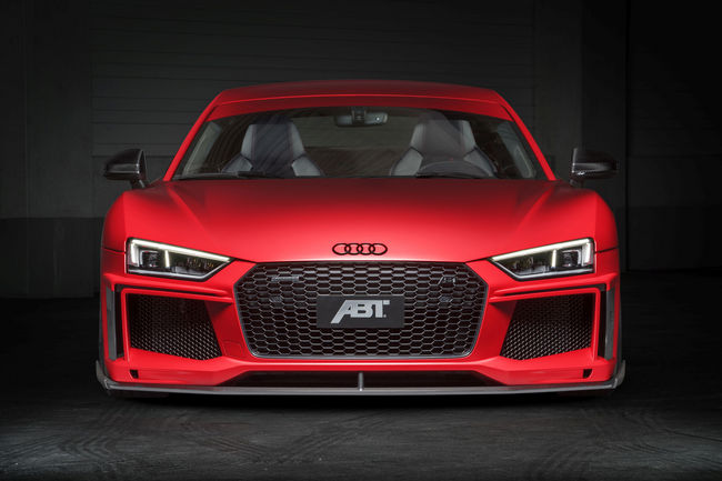 Audi R8 V10 par ABT Sportsline : bestiale