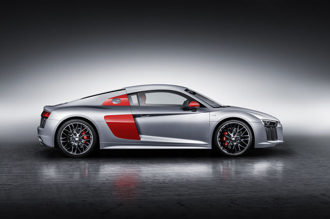 Une édition Audi Sport pour l'Audi R8 V10