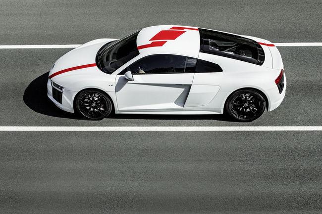 Audi R8 V10 RWS, la propulsion pour les puristes